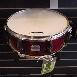 "Yamaha Stage Custom Advantage Nouveau caisse claire/snare 14""x5"" - usagée/used."