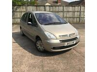 CITREON PICASSO 2006 55 PLATE 1.6 HDI 12