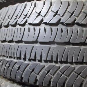 MICHELIN LTX AT2 LT275/65R20 10 PLY TIRES 95% TREAD (NEW TAKE OFFS)