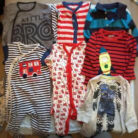 Next Boys 12-18 months bundle nearly new baby clothes