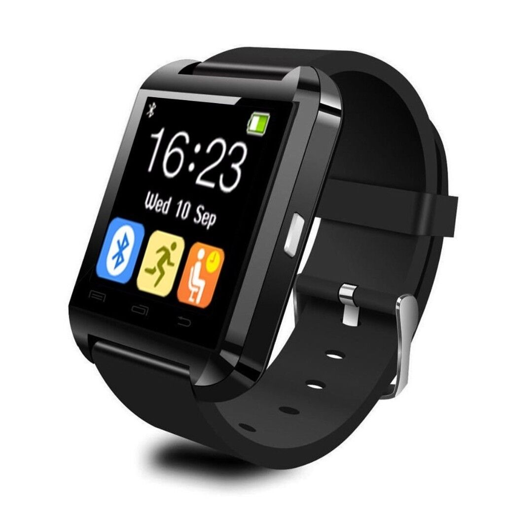 Brand New Smart Watch Bluetooth with Sports Pedometer Touch Screen for  Android Smartphone | in Barking, London | Gumtree