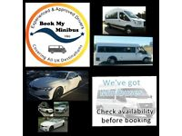 CHEAPEST MINIBUS HIRE WITH DRIVER