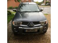 Mitsubishi L200 animal £4250 no vat