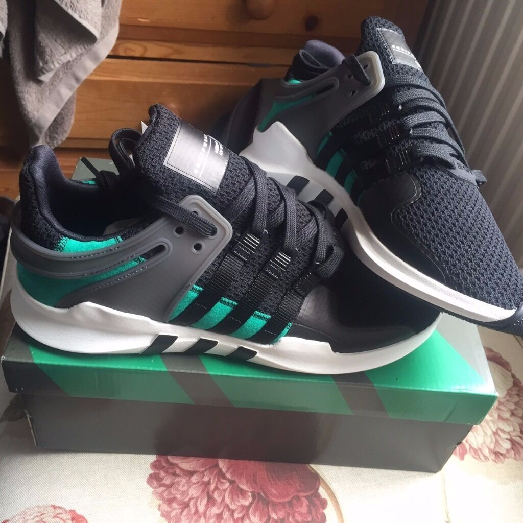The Athlete's Foot Unboxing the new adidas Originals EQT Support