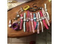 Girls and women's watches