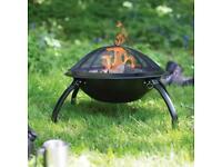 La Hacienda Fire Pit W/Grill