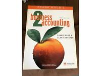 Frank Wood Business Accounting 2