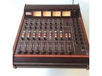 TEAC / Tascam Model 3 vintage mixer - 8 channel, 4 bus