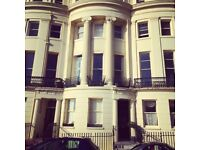 Double bedroom Flat in beautiful listed building by SEA in Brighton. Own Stunning Mirrored Entrance