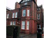 Beautiful large 1 bedroom 1st Floor flat in Denman Drive, Newsham Park Ready Now £425.00 PCM