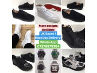 Christian Louboutin Shoes Valentino Trainers Balenciaga Runners Alexander McQueens Gucci Sneakers UK