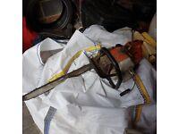 "Stihl 08s 24"" professional chainsaw"