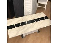 Modern Solid Marble Coffee Table