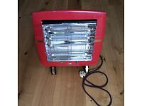 Stylish Belling electric heater for sale.