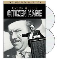CITIZEN KANE: 2-DVD Special Edition (Brand New, in Plastic)