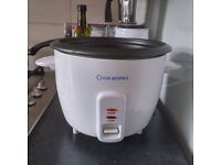 Argos Cookworks Rice Cooker for sale