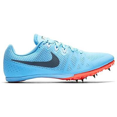 the best attitude e4b38 8b7d2 New NIKE Zoom Rival MD Hurdle Jump Track Spikes Shoes Blue White Size 11.5  Mens