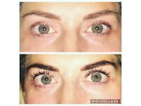 Mobile lash tech - lash lift and tint and eyelash extensions