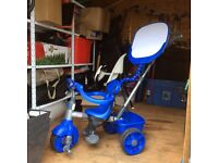 Little Tikes 4-1 bike (blue) Excellent condition, used 4 times. Retails at £69.99