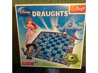 Disney Draughts board game