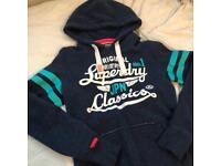 Superdry ladies hoodie size S