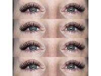 Eyelash extensions and lvl lash lifts Surrey based
