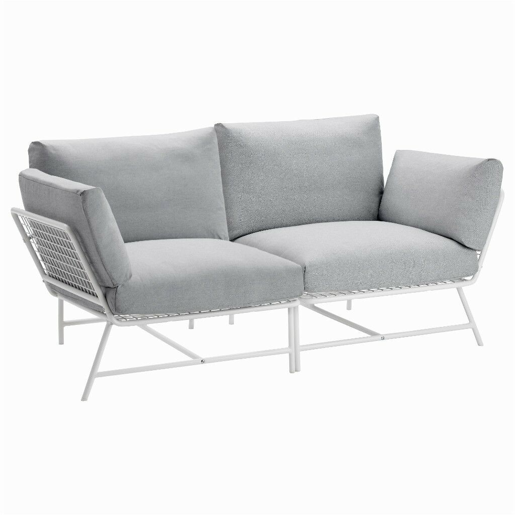 Brand New Ikea Ps 2017 Limited Edition 2 Seat Sofa White