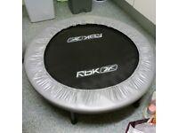 90cm Reebok trampoline or bouncer