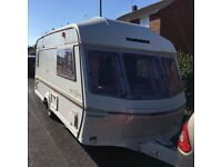 LUNAR CLUBMAN 460/2 2 BERTH Excellent Condition + Awning + Delivery Available