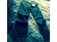 Avenue Kahki Green jeans