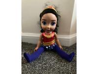 Wonder women doll
