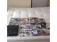 PS3 + games
