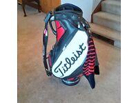 Titleist 9.5 Tour Golf Bag 2016 model