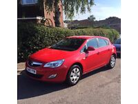 Lovely Vauxhall Astra - low mileage, perfect condition, FSH