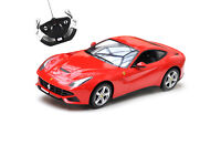 WHOLESALE Box Of Rastar Remote Control Cars - 6x 1:14 Scale Ferrari F12 - Red