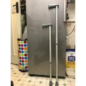 Walking aids/sticks (Adjustable)