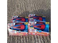 The Amazing Spiderman 2 motorized web blaster nerf toy RRP £21