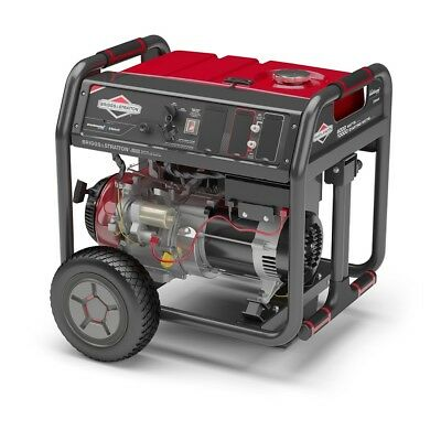 2100 Ohv 8000 Watt New Briggs And Stratton Port Generator Bluetooth 030679-bt