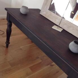 Attractive old antique table