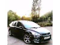Ford focus 1.6 Zetec S 140bhp, ST look alike alloys kit 2008 mk2 5 door diesel tdci