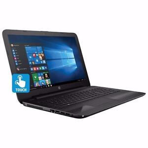 "Brand New HP 15.6"" Touch Screen Laptop - Payment Plan"