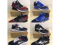 Nike Air Max 90 Trainers Size 6-11UK