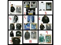 Wholesale Joblot Trader Topman Clothing New with tags RRP £3000