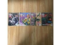 35 2000ad Judge Dredd Comics from the 90's (1)