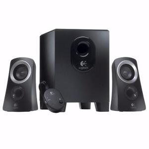 Système de haut-parleurs Logitech Z313 @ 40$