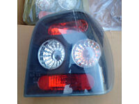 Volkswagen Polo MKIV Lexus Tail Lights 95-99