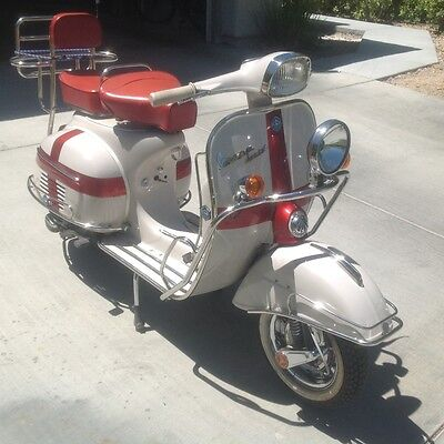 VESPA  SPRINT 150  SCOOTER 1972