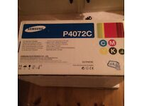 Samsung P4027 toner pack - new and unused