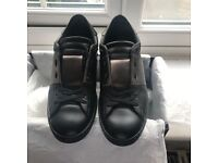 Valentino contrast trainers very rare!!