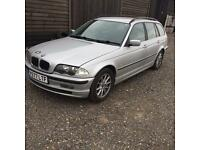 Breaking BMW e46 325 manual estate